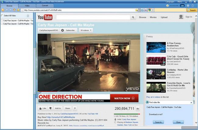 Leawo YouTube Downloader