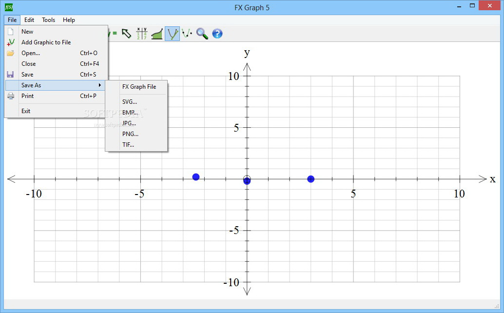 FX Graph for mac