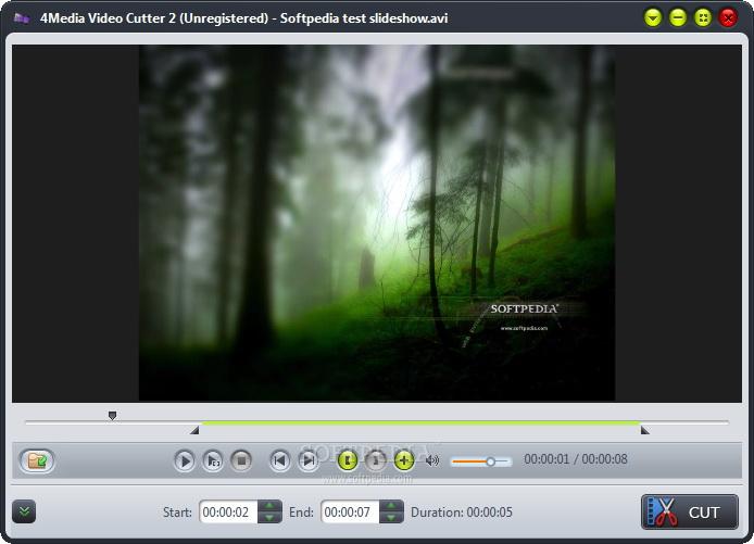 4Media Video Cutter