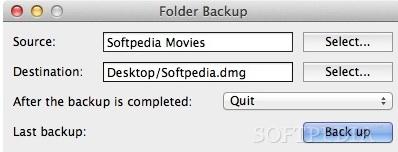Folder Backup For Mac