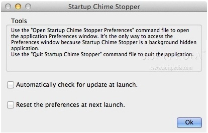 Startup Chime Stopper For Mac