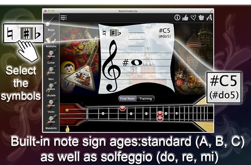 NotesFinderLite For Mac