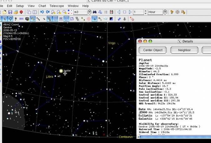 Sky Chart For Mac