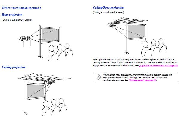 爱普生EMP-1715投影仪使用说明书