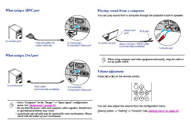 爱普生EMP-1710投影仪使用说明书
