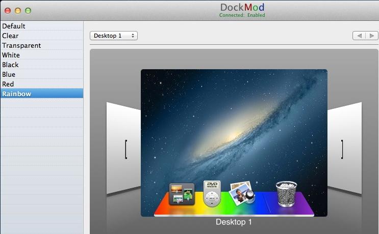DockMod For Mac