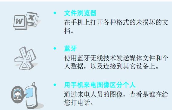 三星SGH-D608手机使用说明书