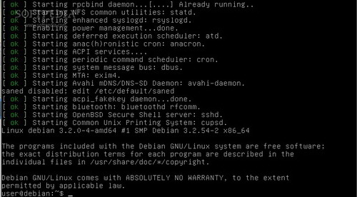 Debian Live For Linux