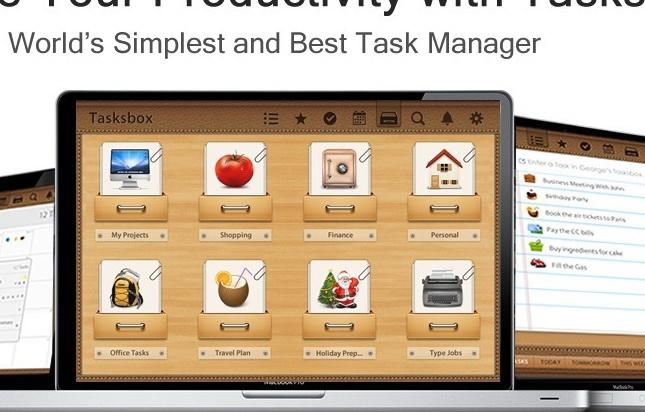 TasksBox For Mac