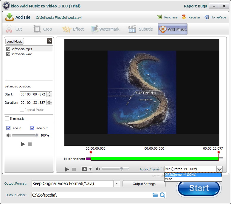 idoo Add Music to Video