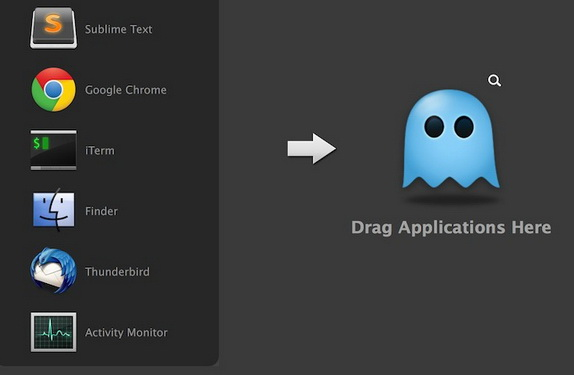 GhostTile For Mac