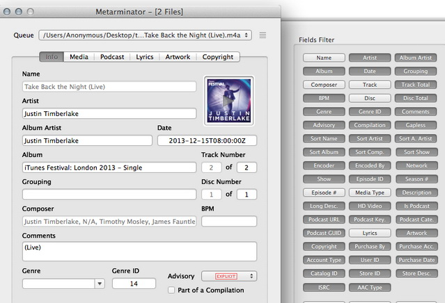 Metarminator For Mac