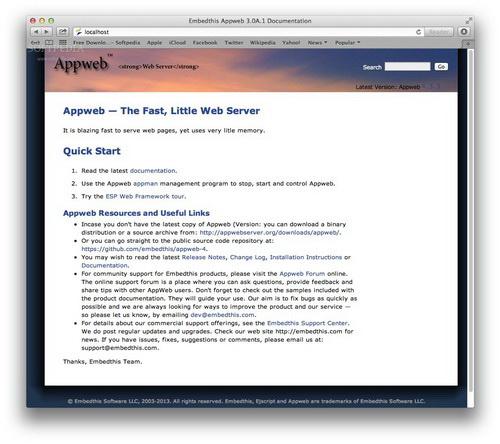Appweb For Mac