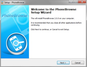 PhoneBrowse