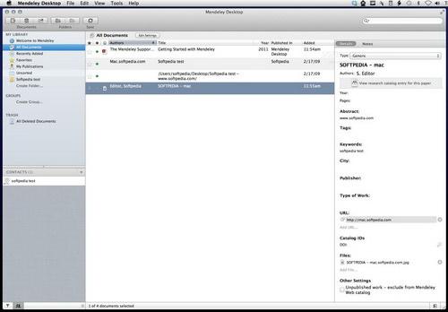Mendeley Desktop For Mac