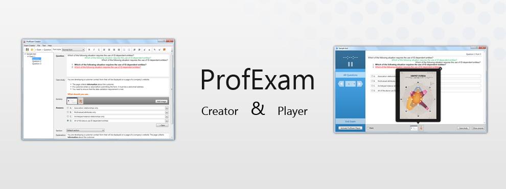 ProfExam Player