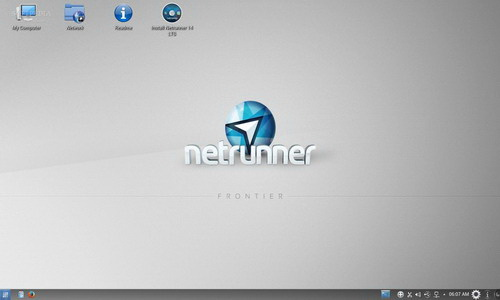 Netrunner For Linux (64bit)