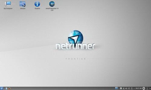 Netrunner For Linux (64bit)