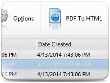 BlueFox Free PDF to HTML Converter