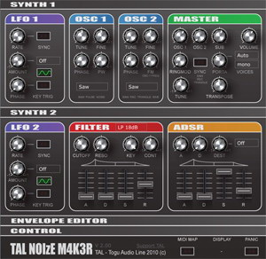 TAL-NoiseMaker (32bit)