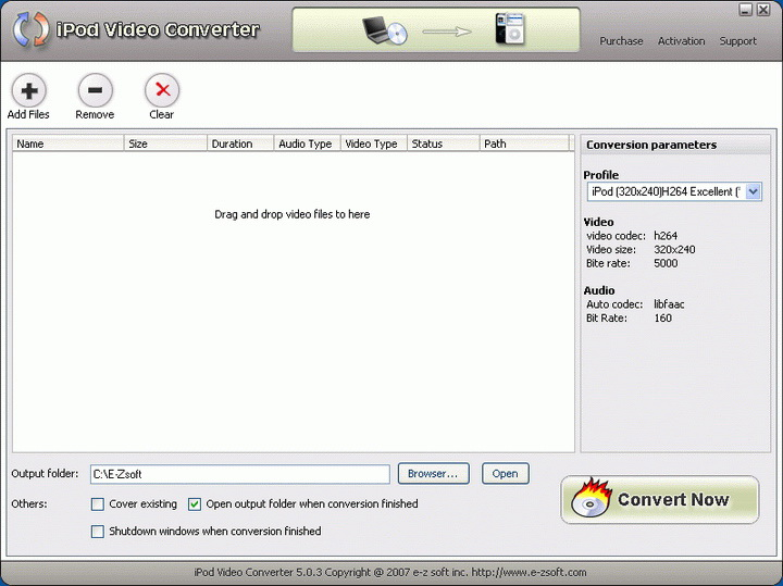 E-ZSoft iPad Converter Suite