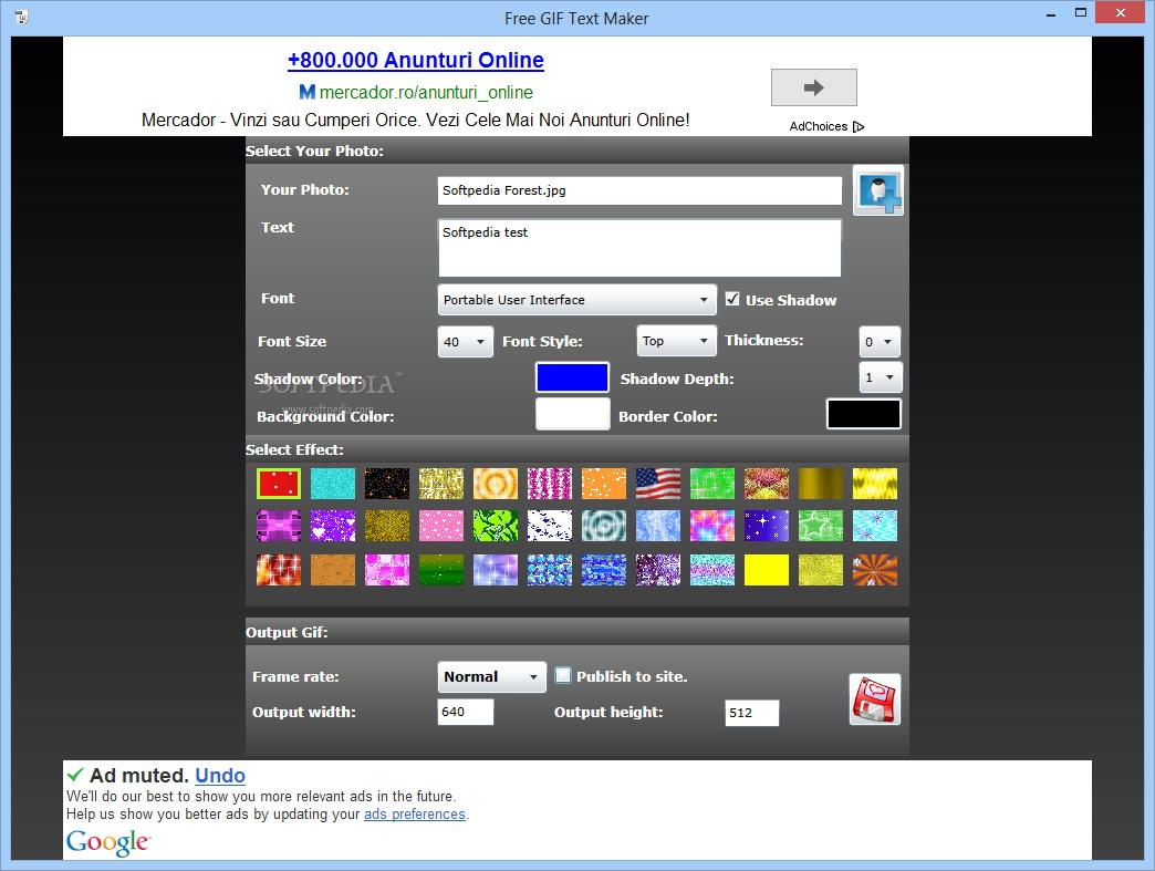 Free GIF Text Maker