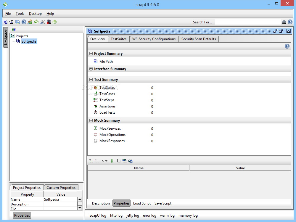 SoapUI For Linux x64