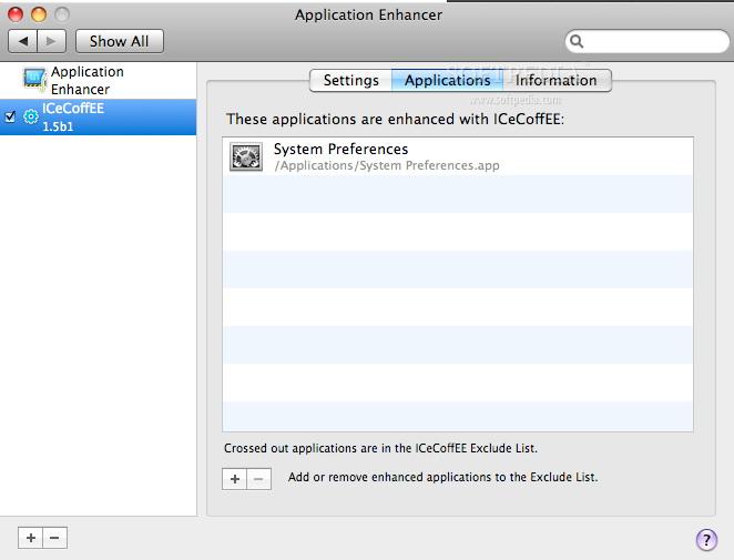 ICeCoffEE For Mac