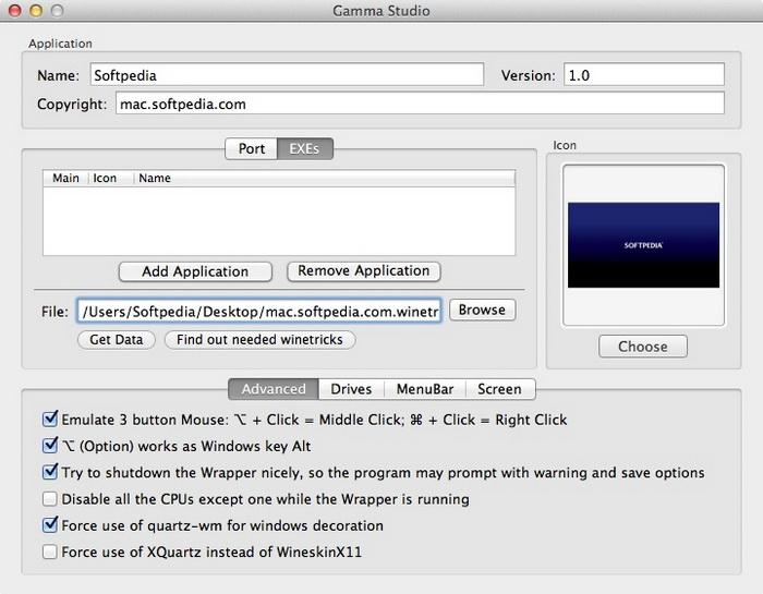 Gamma Studio For Mac