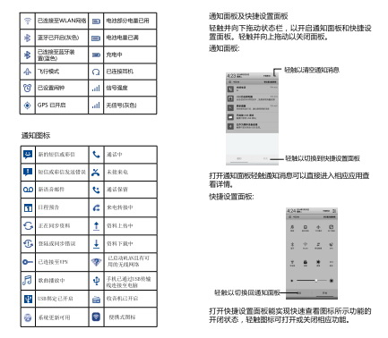 TCL S720T手机使用说明书