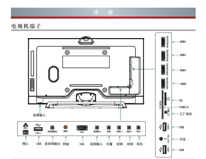 海信LED50XT880G3DU(1127663)(025.3858SS)液晶彩电使用说明书