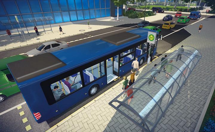 巴士模拟16(Bus Simulator 16)