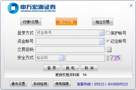 申万宏源通达信旗舰版
