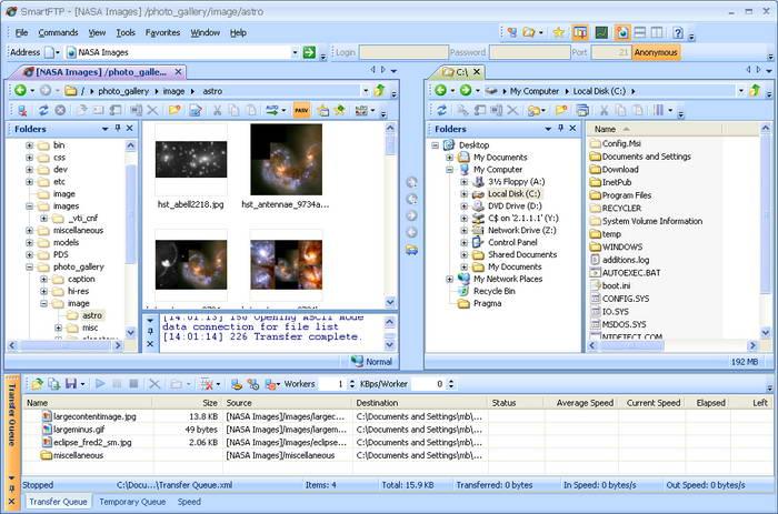 SmartFTP 32位