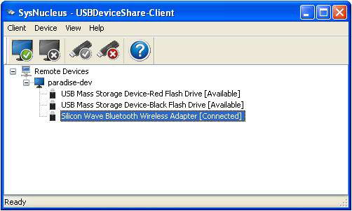 USB Device Share