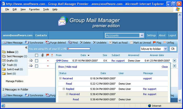 Group Mail Manager Professional