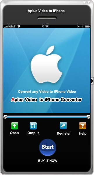 Aplus Video to iPhone