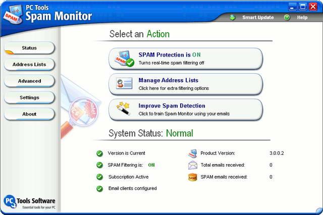 Spam Monitor