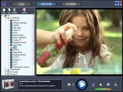 Worldwide Online TV Web