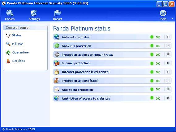 Panda Internet Security