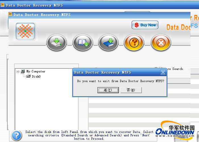 Windows Files Recovery Software