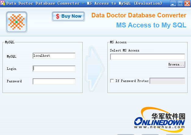 MS Access to MySQL Database Conversion Tool