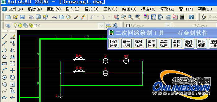 电气绘图软件MESCAD