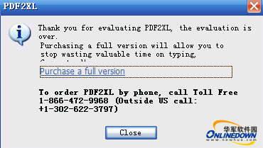 PDF2XL Enterprise: Convert PDF to Excel