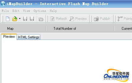 iMapBuilder Interactive Flash Map Builder