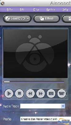 Aiseesoft DVD to Creative Zen Converter
