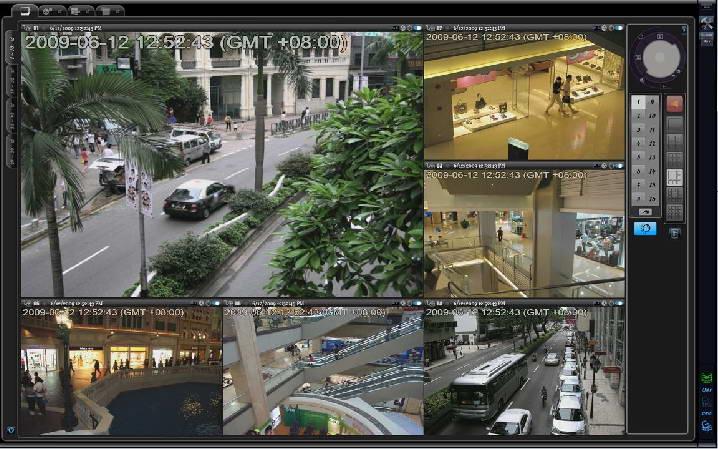 视频监控_cyeweb智能视频监控软件