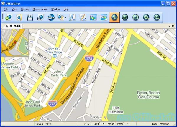 Map Export