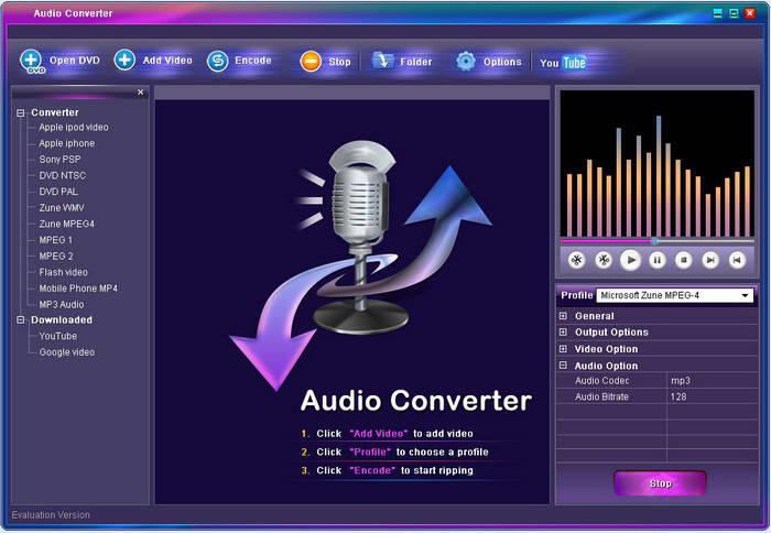 Clone2go Audio Converter Free