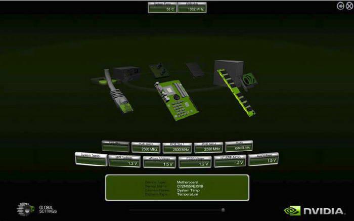 NVIDIA System Tools